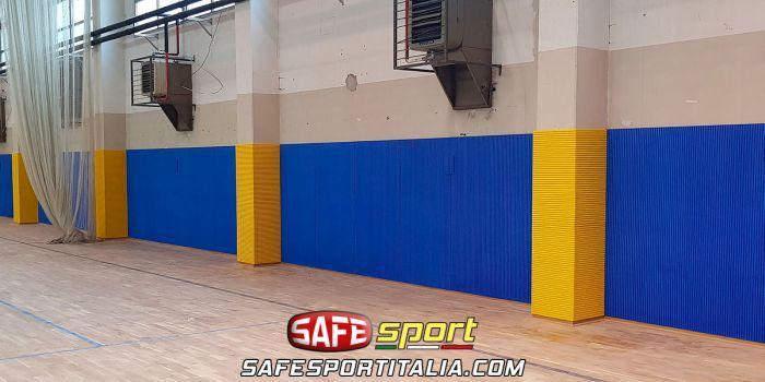 Imbottiture di protezione anti-trauma Safe Sport Italia