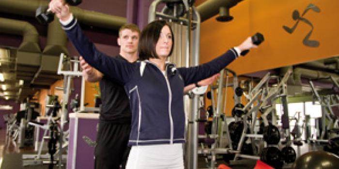 Come scegliere un fitness club big
