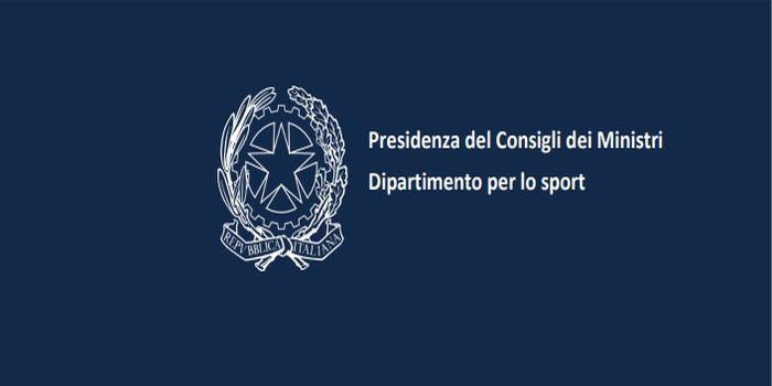 Logo MInistero dello Sport
