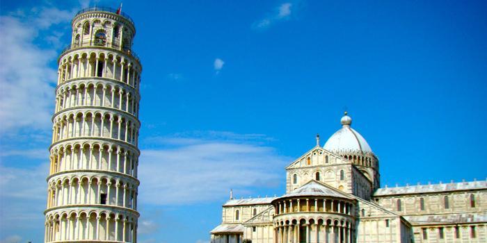 Piazza dei Miracoli Pisa