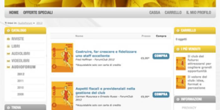 Audioforum: gli audio del Forum 2012 online big