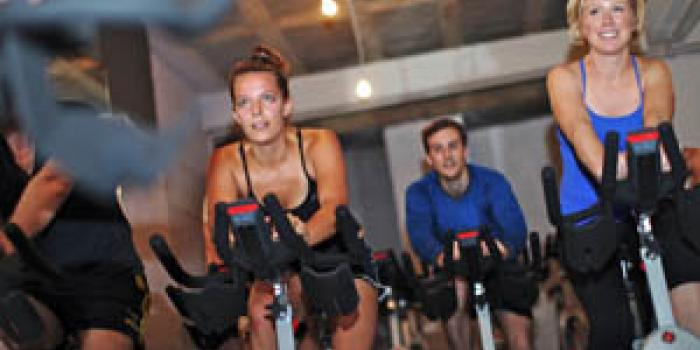 Indoor cycling pay-as-you-go big