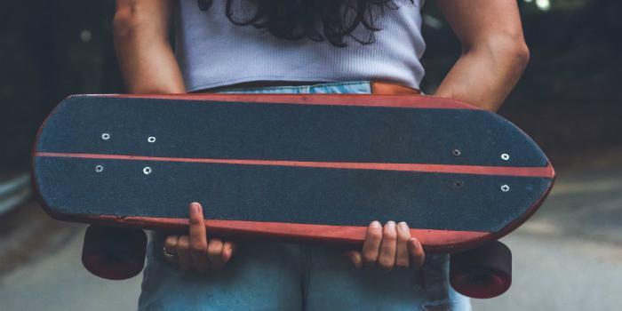 Skateboarding Pilates