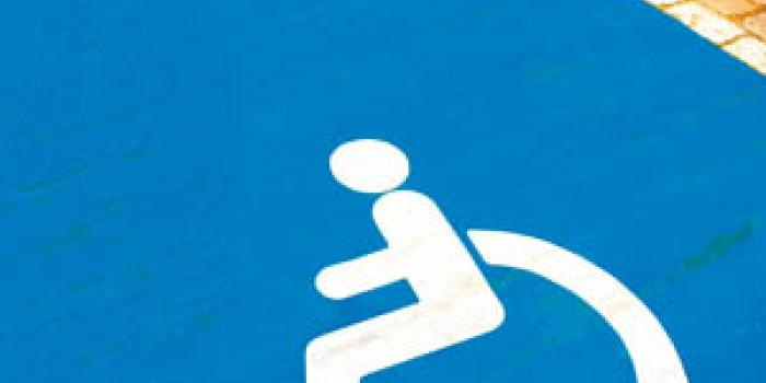 Ad Aosta la palestra per i disabili big