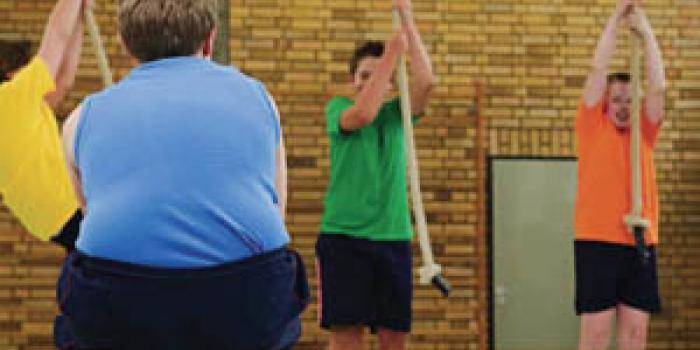 Negli Stati Uniti crescono i centri fitness riservati alle taglie forti big