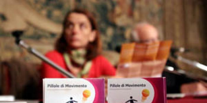 Pillole di movimento nelle farmacie milanesi big