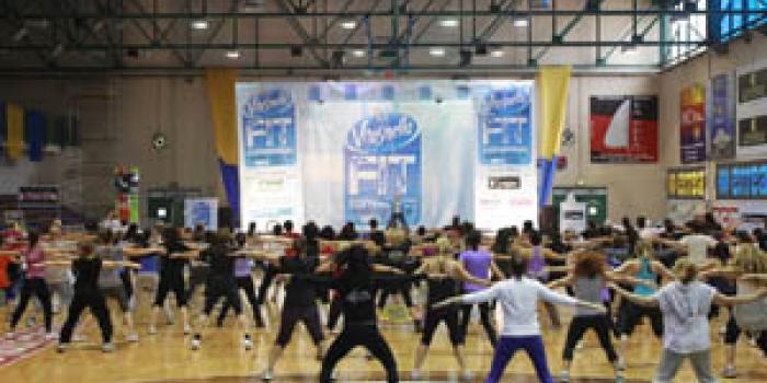 Vitasnella Fit Convention, il meeting itinerante dedicato al mondo del fitness big