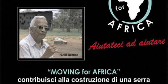 Moving for Africa big