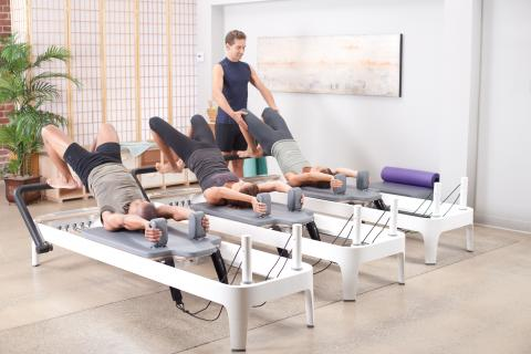 Lezione Allegro® 2  Reformer Balanced Body®