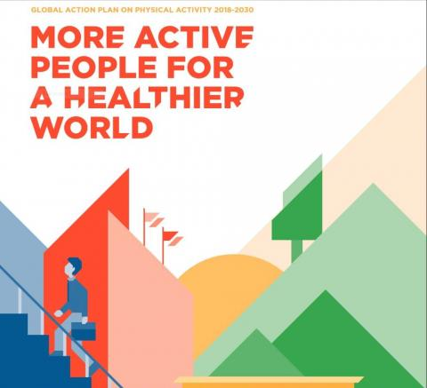Locandina More active people for a healthier world