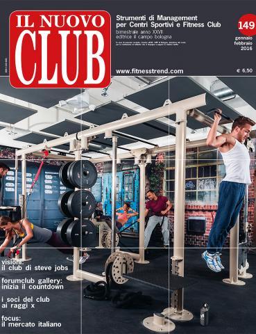 Copertina Il Nuovo Club 149