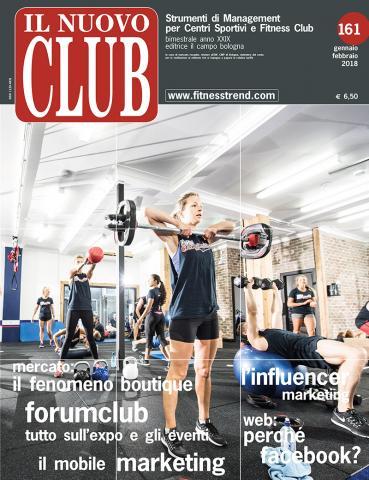copertina Il Nuovo Club 161