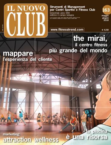 copertina Il Nuovo Club 163