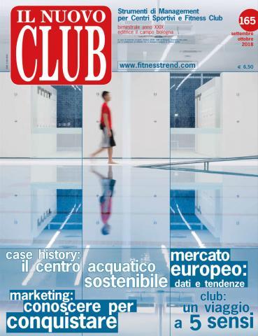 copertina Il Nuovo Club 165
