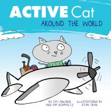 Copertina Active Cat Around the World